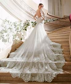 Wedding Gown Trains wedding dress trains guide style length types for