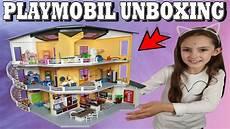 playmobil unboxing l extension de la maison moderne