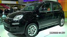 Fiat Panda Schwarz - 2012 fiat panda in depth tour