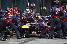 record formule 1 bull racing execute an f1 tire change in a