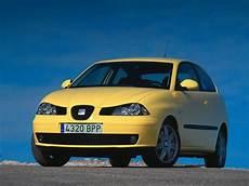 2002 Seat Ibiza Top Speed