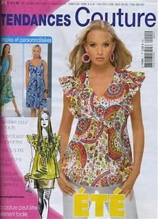magazine de couture avec patron patron couture tendance