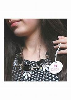 black white statement black and white statement necklace happiness boutique