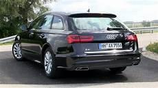 2018 Audi A6 Avant 2 0 Tdi Ultra 190 Hp Test Drive