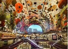 Markthalle Rotterdam Foto Bild Architektur