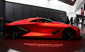 Nissan Concept 2020 Vision Gran Turimso Debuts In Updated
