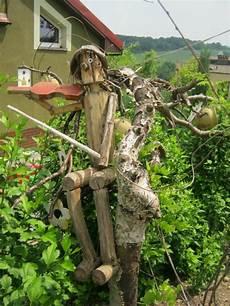 Holzfiguren Werden Ihrem Garten Einen Individuellen Look