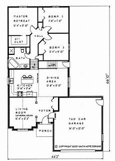 backsplit house plans 3 bedroom backsplit house plan bs119 1505 sq feet