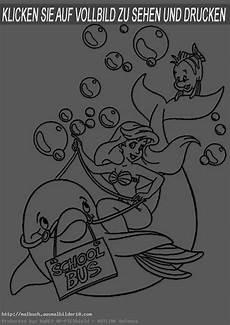 Ausmalbilder Meerjungfrau Delfin Malvorlage Meerjungfrau Delfin Coloring And Malvorlagan