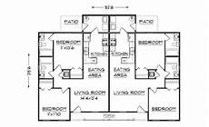 simple duplex house plans simple small house floor plans duplex plan j891d floor