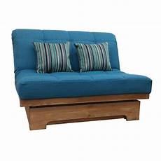 futon bed settee devonshire futon unique style luxury mattress