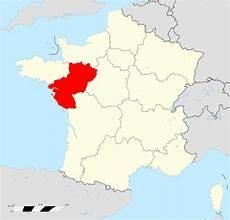 File Pays De La Loire Region Locator Map2 Svg Wikimedia