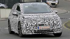 volkswagen id 3 2020 2020 vw id 3 spied for the last time ahead of frankfurt debut