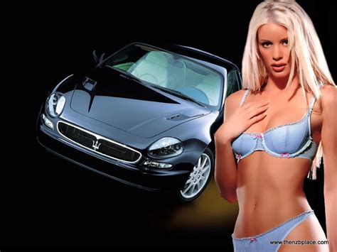 Sexy Models With Cars