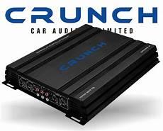 crunch gpx 1000 4 crunch gpx auto verst 228 rker endstufe gpx 1000 4
