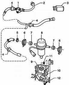 repair anti lock braking 2005 volkswagen touareg parking system removal and installation of the vacuum pump the brakes v192 volkswagen touareg from 2003 to