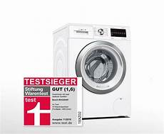 Unsere Besten Waschmaschinen Im Test Stiftung Warentest