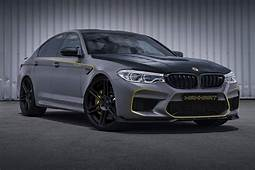 Manhart Performance Previews Its Tuning Program For The BMW M5