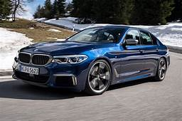 2018 Bmw M550I Xdrive First Drive Review  Automobile