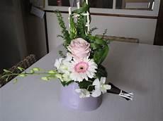 Composition Florale Tout En Douceur Colibri