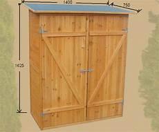 armadietti in legno casetta box da giardino in legno 162x140x75cm ebay