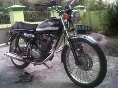 Gl 100 Modif Cb by Jual Beli Motor Antik