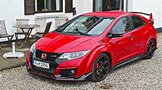 2016 Honda Civic Type R From 0 To 200 Km H