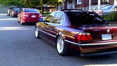 Mint Bmw E38 740i 1998 Lowered On St Coilovers