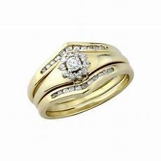 9ct gold wedding ring sets ebay