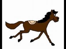 Keren 30 Gambar Kartun Kuda Lari Gambar Kartun