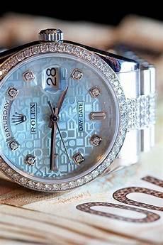 platinum rolex day date modische