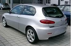 Datei Alfa Romeo 147 Rear 20080719 Jpg