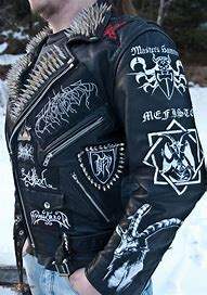 Image result for What Is a Battle Jacket