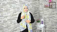 Tutorial Shawl Shawl Cotton By Muslimahclothing