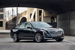 2017 Cadillac CT6 Plug In Hybrid Technical Details Revealed