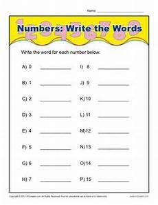 writing out numbers worksheets 21202 numbers in words 1 20 one worksheet numbers in words numbers worksheets free printable