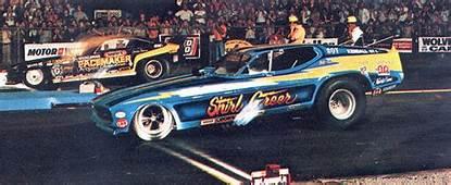 Photo Shirl Greer 72 Mustang 3  71 73 Funny Cars