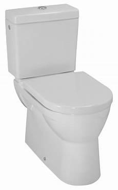 stand wc mit spülkasten abgang waagerecht stand wc f 252 r aufgesetzten sp 252 lkasten flachsp 252 ler mit