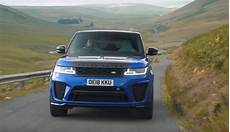 2019 range rover sport svr is naughtier than the cayenne