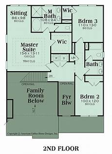 lynbrook house plan narrow lot plan 2044 square feet 3 bedrooms 2 bathrooms