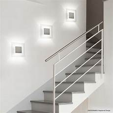 Wandleuchte Treppenhaus Led - grossmann magic led wandleuchte 51 852 063 reuter