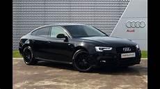 Kp66pgv Audi A5 Sportback Tfsi S Line Black Edition Plus