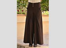 Looking Skirt Woman Hijab Pants skirt looks pant ? New