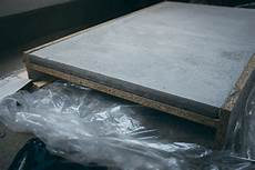 tischplatte selber machen beton tischplatte selber gie 223 en