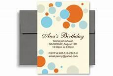 birthday card layout for word 40th birthday ideas birthday invitation templates for