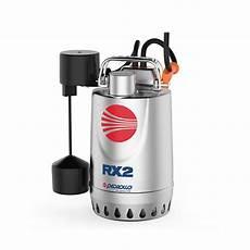 pompe de relevage des eaux usées pompe relevage eaux pluviales inox 0 55kw 220l min avec