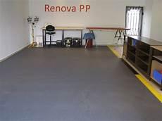 pvc garagenboden mit klicksystem aus fliesen platten pvc