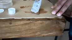 gr 246 223 ere risse in massivholz ausbessern mit 2k holzkitt