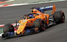 Mclaren F1 2018 - this is what the 2018 f1 cars look like