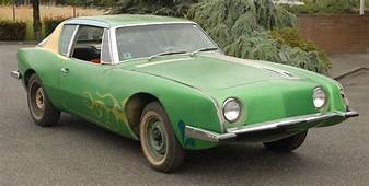 The First Production Studebaker Avanti – A Fascinating Story